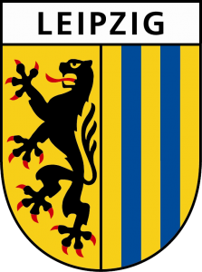 Marketingwappen Stadt Leipzig